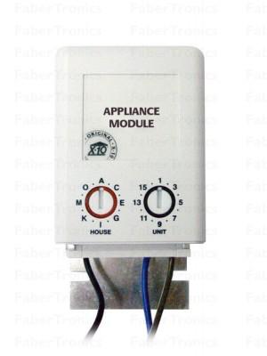 AM12W Apparaat module zonder stekker on/off