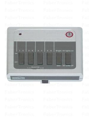 IRRF7243 Minicontroller & Transceiver IR en RF