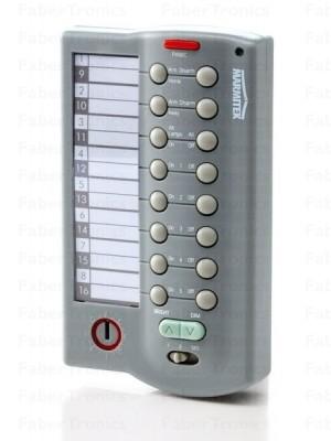 SH624 Beveiligings- en X10 afstandsbediening