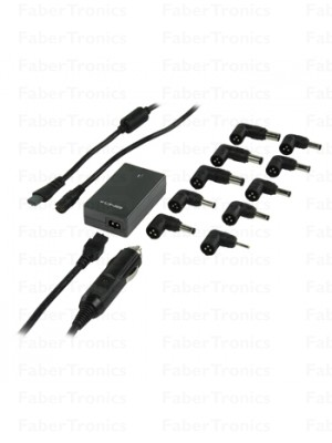 Universele ultra- & notebook auto adapter 90W
