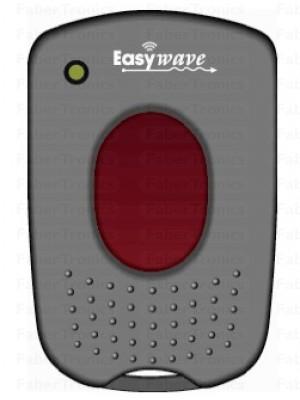 Niko Easywave RF handzender 1 kanaal 1 knop