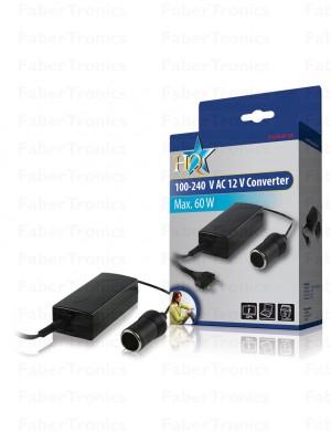 12V Sigarettenaansluiting adapter