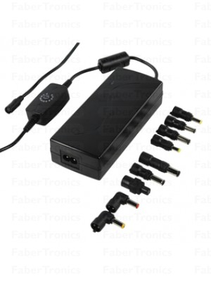 Compacte laptop adapter 120W