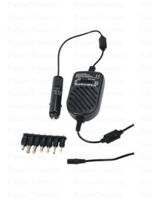 Universele 12V auto adapter 36W