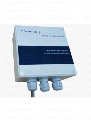 Power transfer switch - netspanning omschakelaar