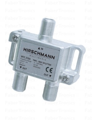 Hirschmann CAI aftakelement enkelvoudig Kabelkeur