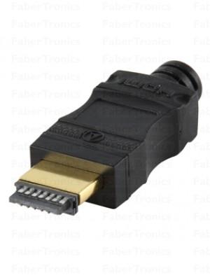 HDMI soldeer connector kit