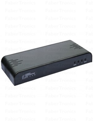 Component/YpbPr/VGA naar HDMI converter Pro - Huismerk