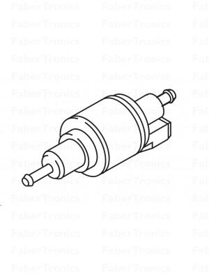 Webasto DP30 12V doseerpomp - brandstofpomp