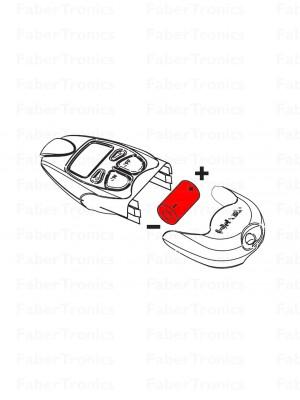 Batterij voor Webasto T100