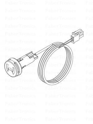 Webasto externe temperatuursensor DualTop / Air Top