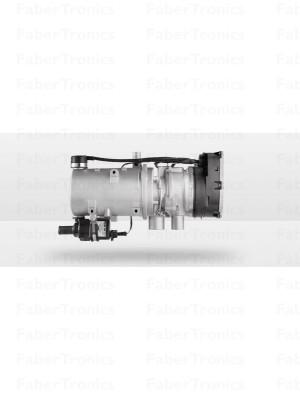 Webasto Thermo Pro 90 diesel 12V scheepsset