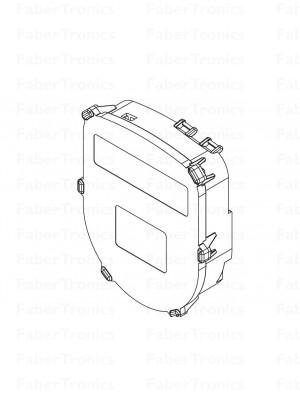 Webasto elektronica ECU Thermo Pro 90 12V U4840