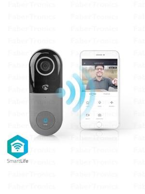 Wi-Fi Smart Videodeurbel