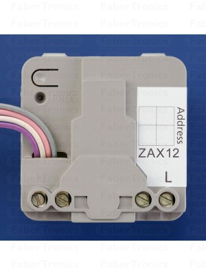Xanura ZAX12 Zonweringsactor/interface