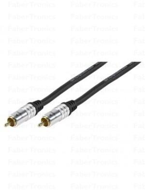 HQ RCA kabel 1,5m