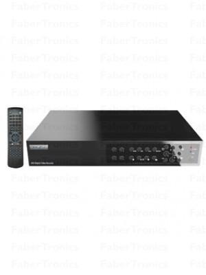 König 4 kanaals harddisk recorder met LAN