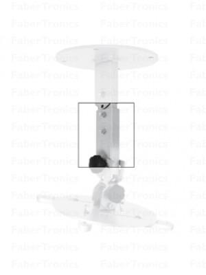 S-Watch plafondbeugel verlengstuk