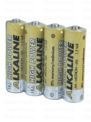 HQ AA batterij per stuk
