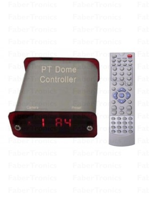 RS485 PTZ dome controller