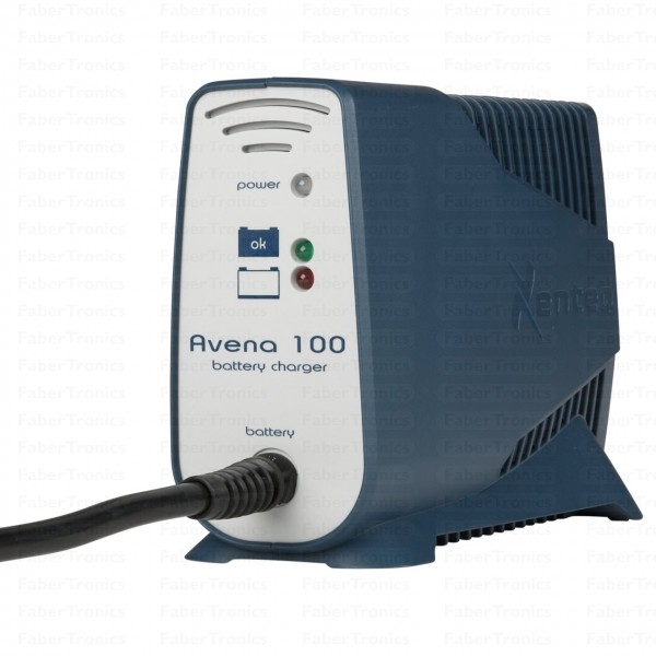 Xenteq Acculader Avena 124-8
