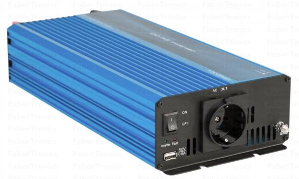 Xenteq Cotek Inverter Zuivere sinus ES 1000-212