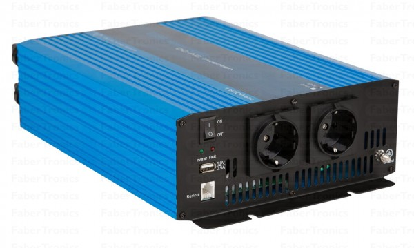 Xenteq Cotek Inverter Zuivere sinus ES 1500-212