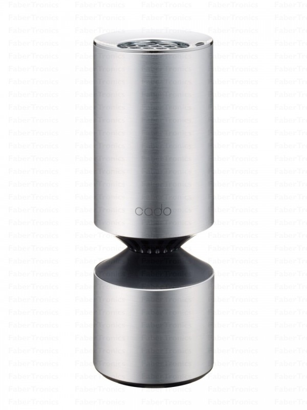 Cado LEAF Portable – luchtreiniger MP-C20U (Zilver)