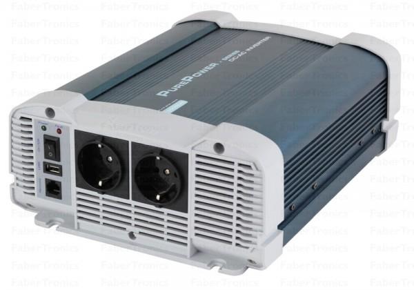 Xenteq Inverter Zuivere sinus PPI 1500-212 12V-230V