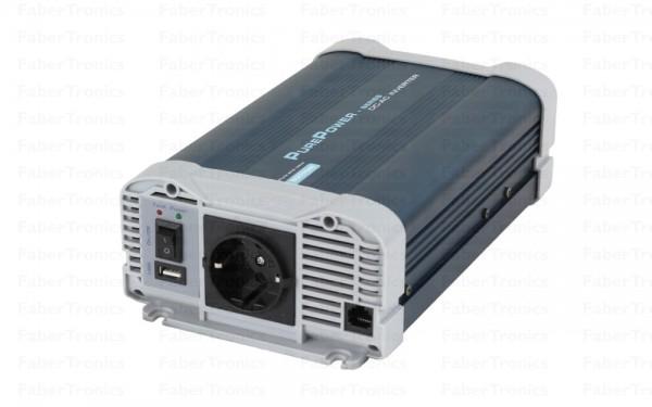 Xenteq Inverter Zuivere sinus PPI 600-224 24V-230V