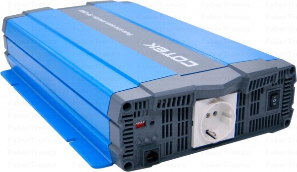 Cotek Xenteq Inverter Zuivere sinusSP 2000-212