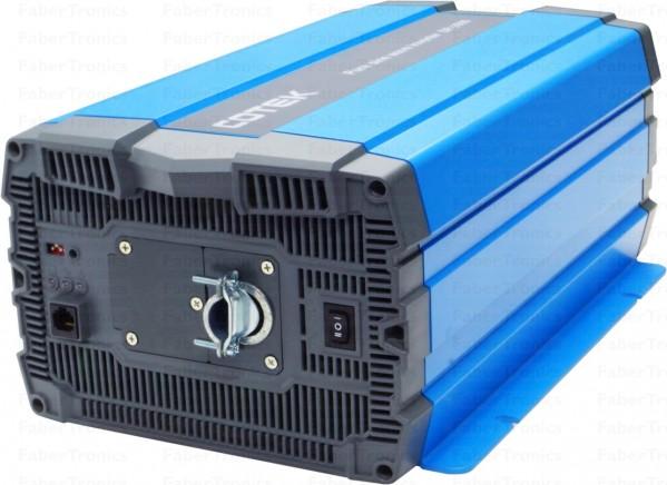 Cotek Xenteq Inverter Zuivere sinus SP 3000-224