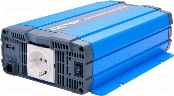 Cotek Xenteq Inverter Zuivere sinusSP 700-224