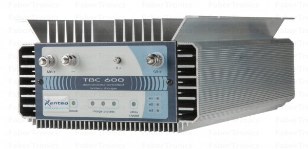 Xenteq 2 kanaals acculader TBC 612-2-25