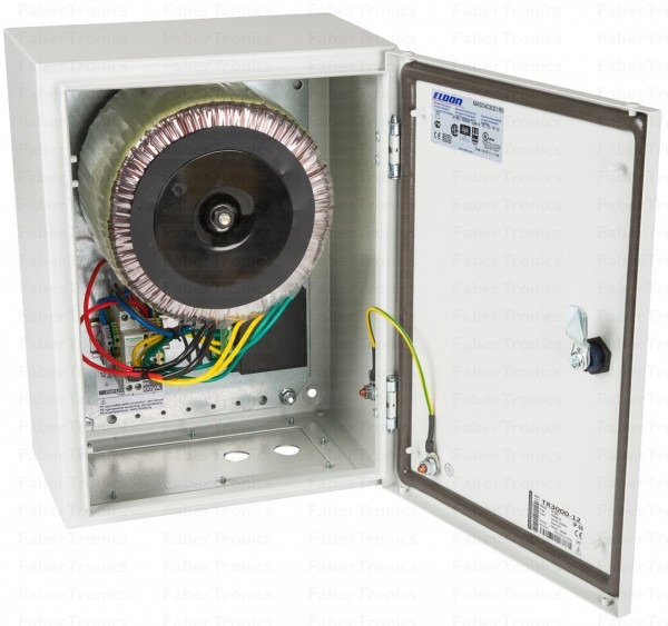Xenteq Scheidingstransformator TR 2000-12