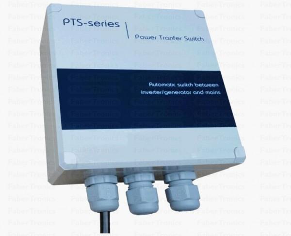Power transfer switch - netspanning omschakelaar